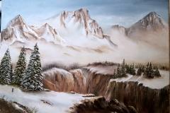 crevasse-en-montagne-huile-reservé